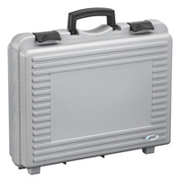 Kunststofkoffers Koffer Presentatiekoffer DFB schuiminterieurs Plastica Panaro Plasticase Gaggione WAG Maxado PPI Cases samplecases monsterkoffers PP Polyprop